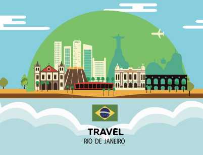 巴西旅游部盼游客数增加 电子签证效果明显